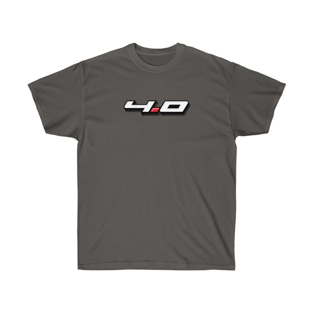 4.0 Classic Tee (Front Design) - 5ohNation