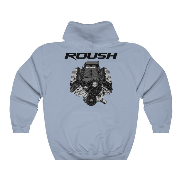 Roush Racing Pull Over Hoodie - 5ohNation