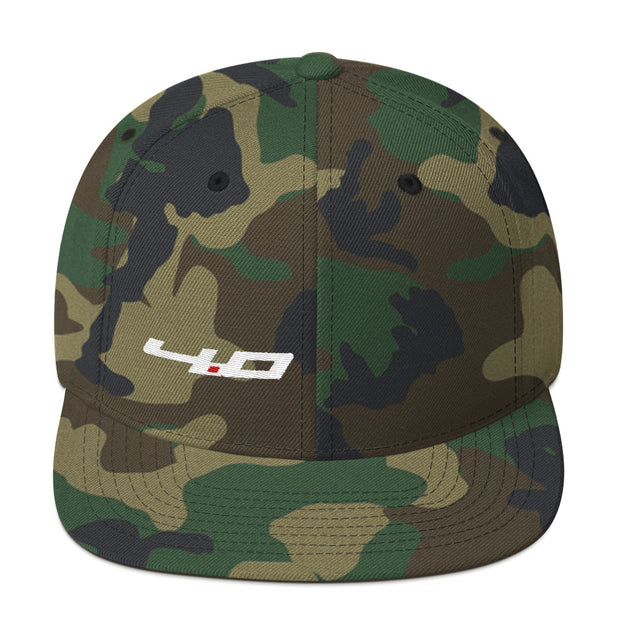 4.0 Snapback Hat - 5ohNation