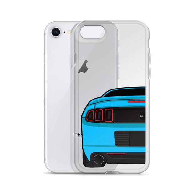 2013/14 Grabber Blue iPhone Case (Rear) - 5ohNation