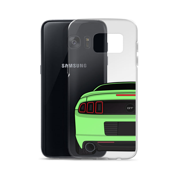2013/14 Gotta Have It Green Samsung Case (Rear) - 5ohNation