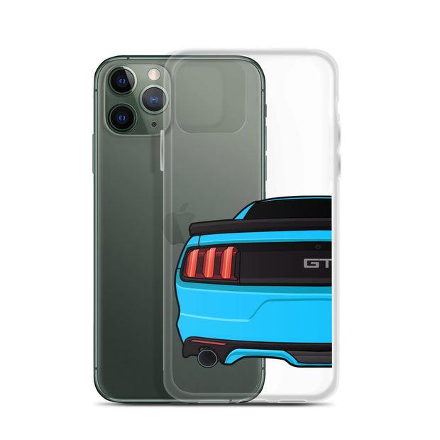 2015-17 Grabber Blue iPhone Case (Rear) - 5ohNation