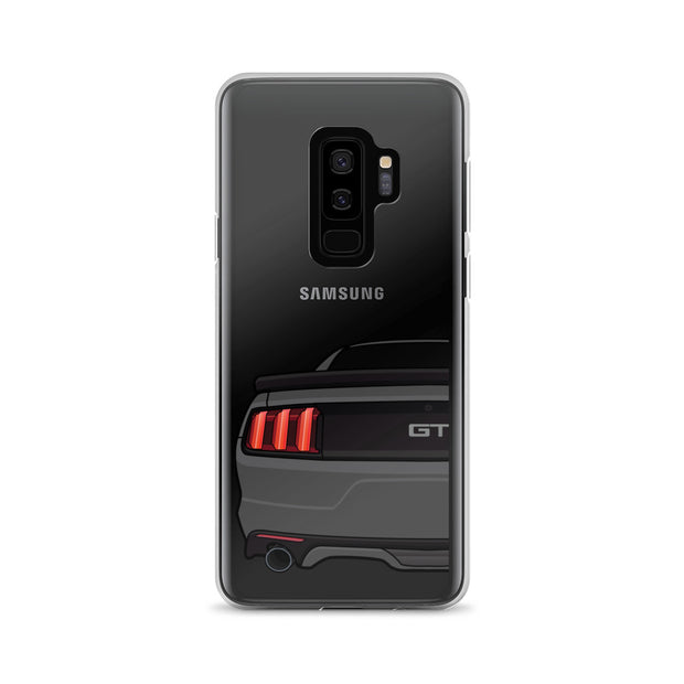 2015-17 Magnetic Metallic Samsung Case (Rear) - 5ohNation