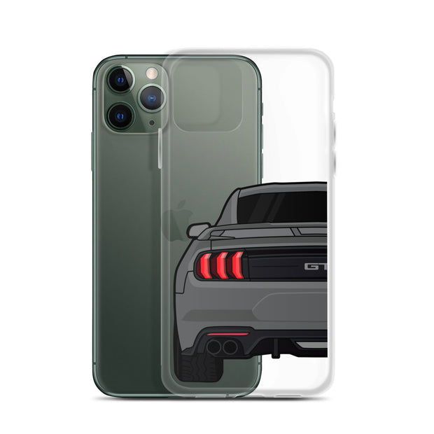 2018-19 Magnetic Metallic iPhone Case (Rear) - 5ohNation