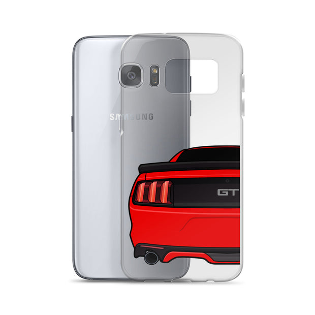 2015-17 Race Red Samsung Case (Rear) - 5ohNation