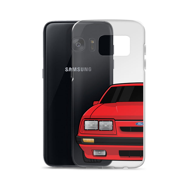 79-86 4 Eye Red Samsung Case (Front) - 5ohNation