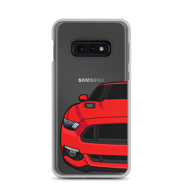 2015-17 Race Red Samsung Case (Front) - 5ohNation