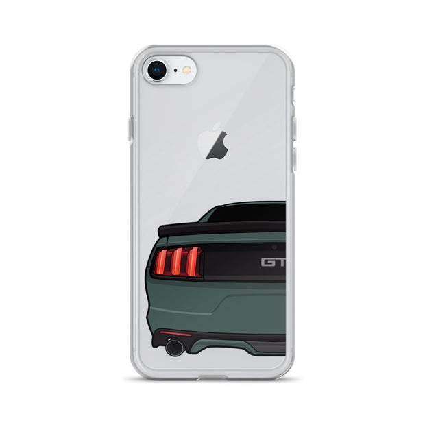 2015-17 Guard Green iPhone Case (Rear) - 5ohNation