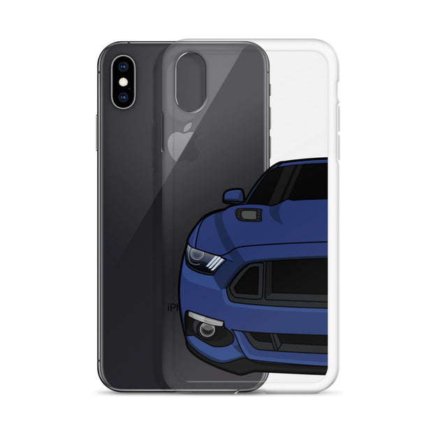 2015-17 Kona Blue Iphone Case (Front) - 5ohNation