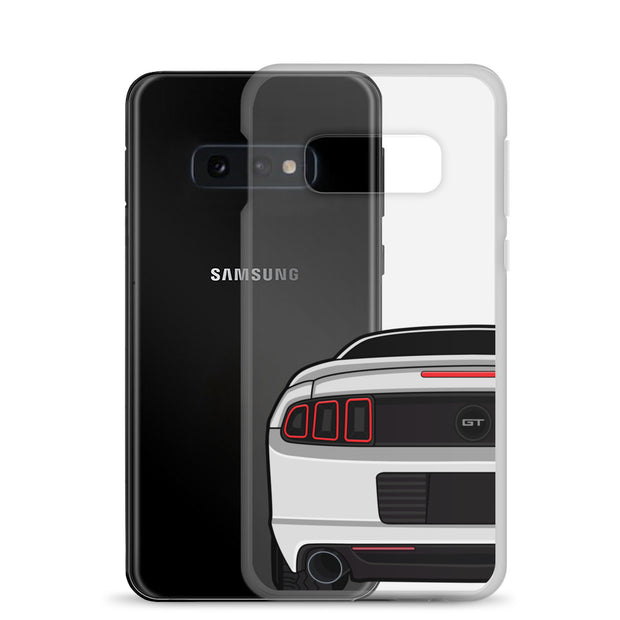 2013/14 Ignot Silver Samsung Case (Rear) - 5ohNation