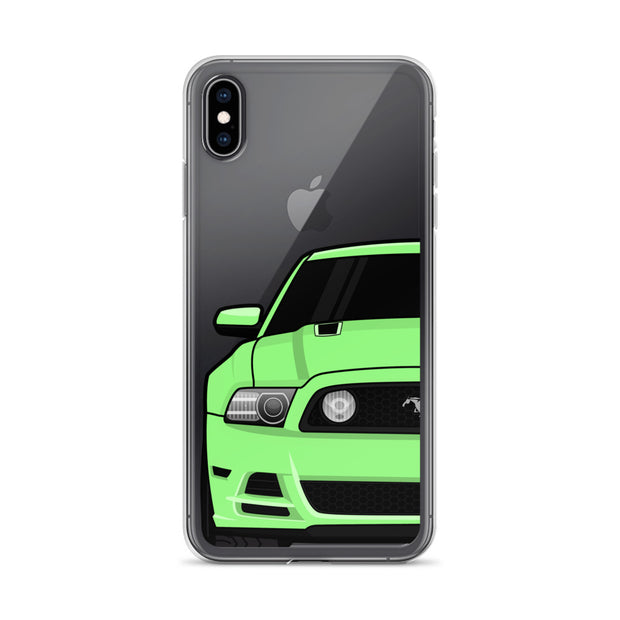 2013/14 Gotta Have It Green iPhone Case (Front) - 5ohNation