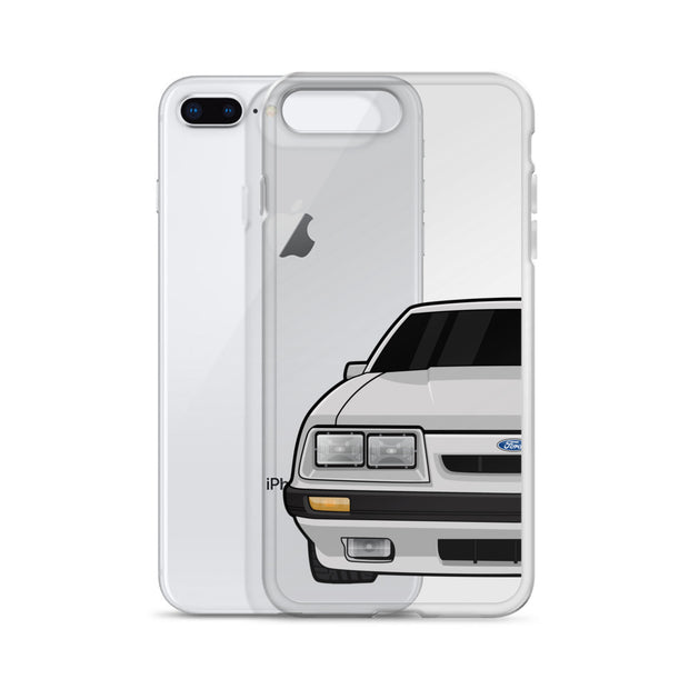 79-86 4 Eye Silver iPhone Case (Front) - 5ohNation