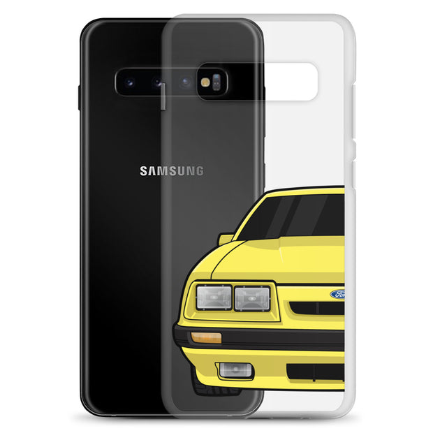 79-86 4 Eye Yellow Samsung Case (Front) - 5ohNation