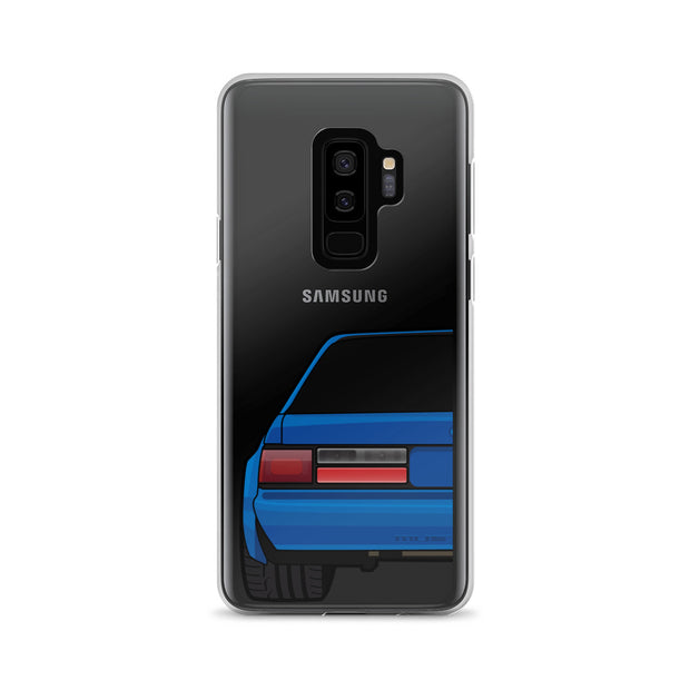 88-93 Notchback Blue Samsung Case (Rear) - 5ohNation
