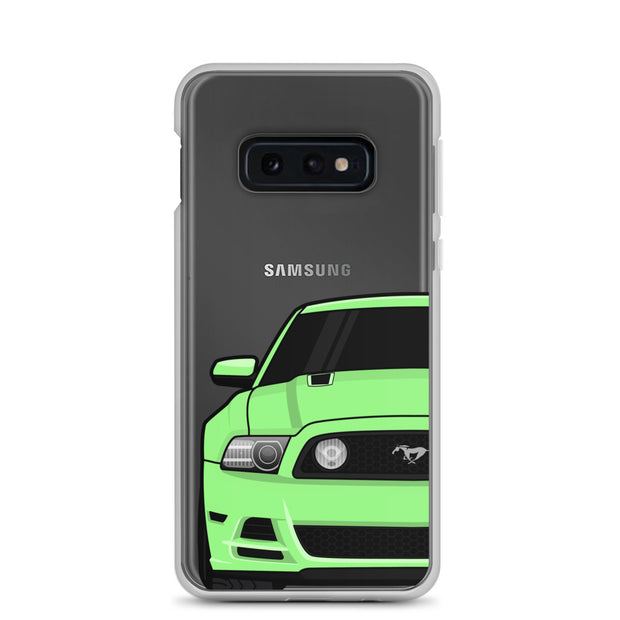 2013/14 Gotta Have It Green Samsung Case (Front) - 5ohNation