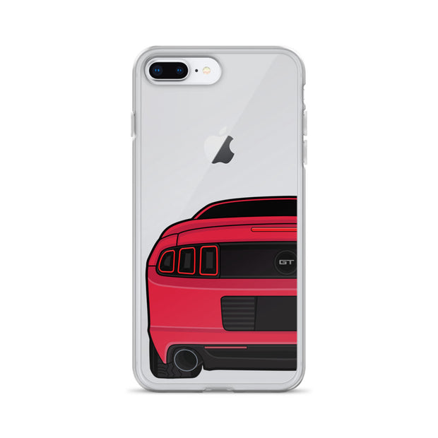 2013/14 Ruby Red iPhone Case (Rear) - 5ohNation