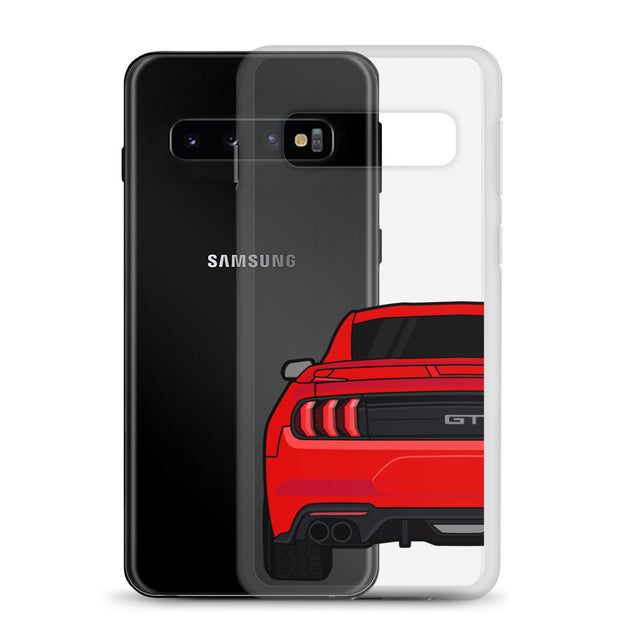 2018-19 Race Red Samsung Case (Rear) - 5ohNation