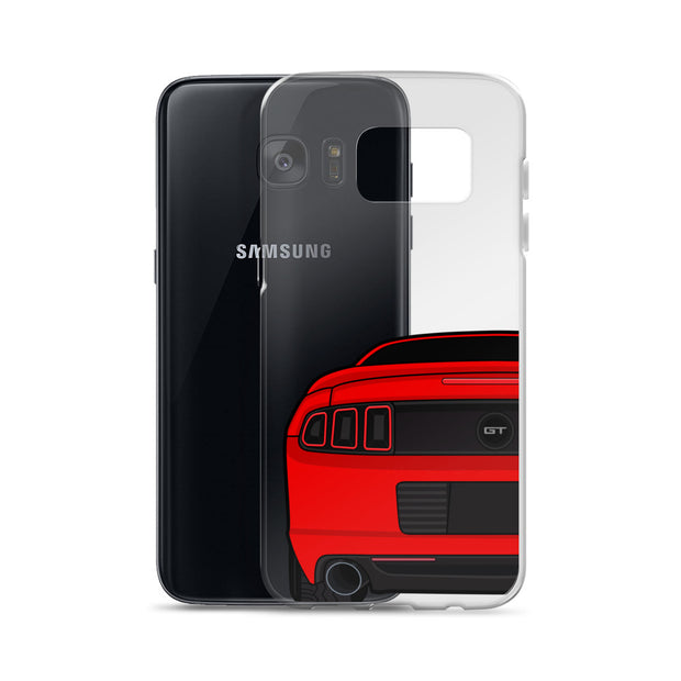 2013/14 Race Red Samsung Case (Rear) - 5ohNation