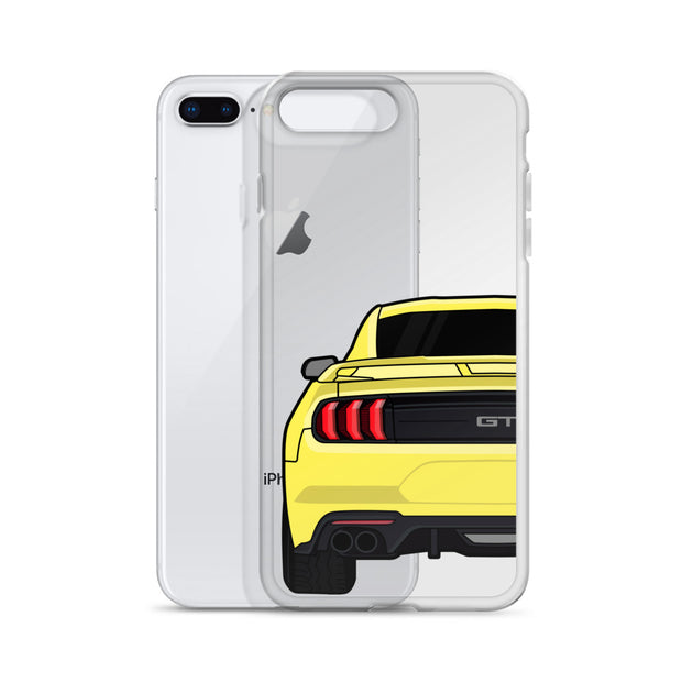 2018-19 Triple Yellow iPhone Case (Rear) - 5ohNation