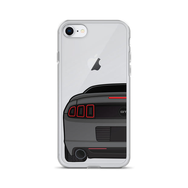 2013/14 Sterling Grey iPhone Case (Rear) - 5ohNation