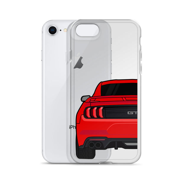 2018-19 Race Red iPhone Case (Rear) - 5ohNation