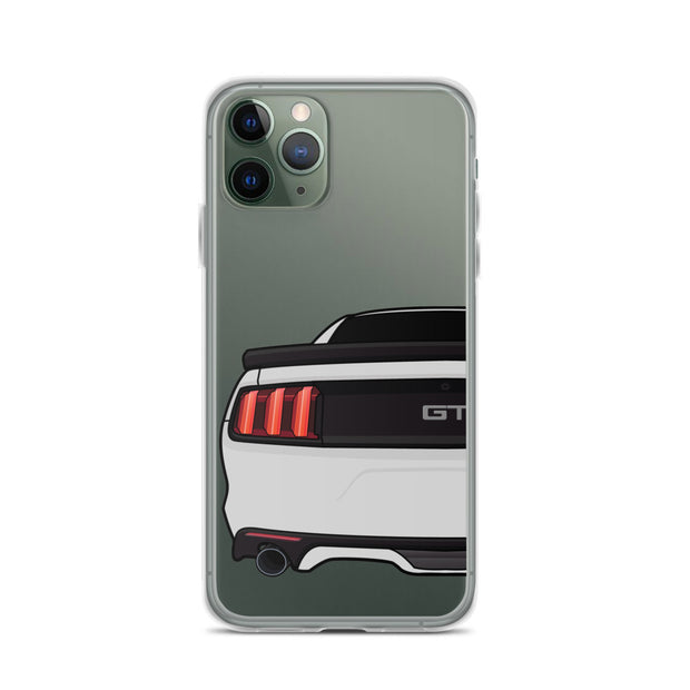 2015-17 Ignot Silver iPhone Case (Rear) - 5ohNation