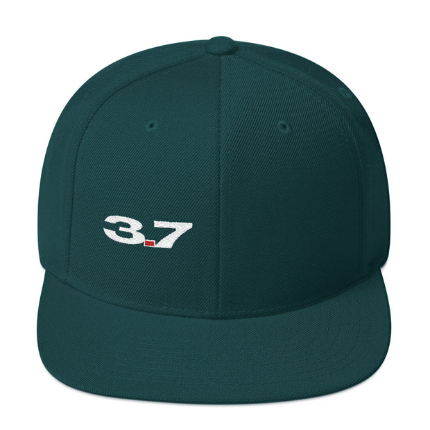 3.7 Snapback Hat - 5ohNation