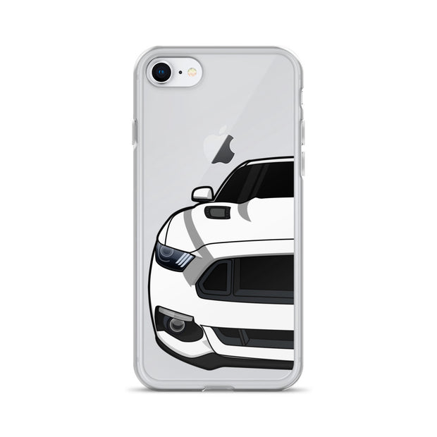 2015-17 Oxford White Iphone Case (Front) - 5ohNation
