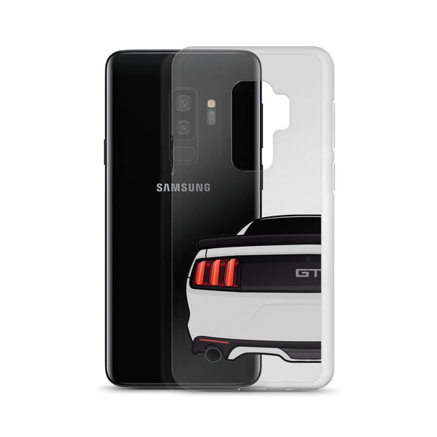 2015-17 Ignot Silver Samsung Case (Rear) - 5ohNation
