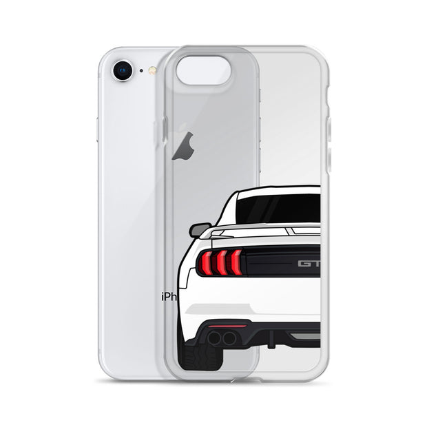 2018-19 Oxford White iPhone Case (Rear) - 5ohNation