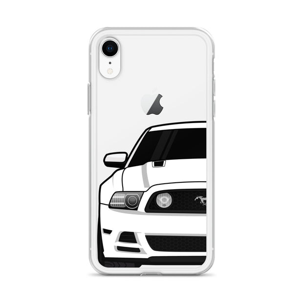 2013/14 Oxford White iPhone Case (Front) - 5ohNation