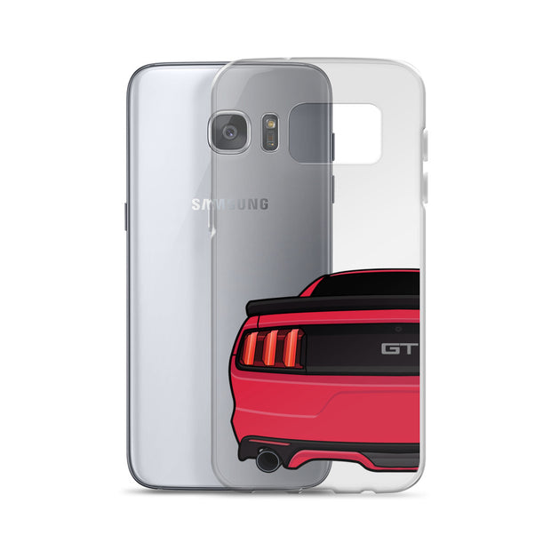 2015-17 Ruby Red Samsung Case (Rear) - 5ohNation