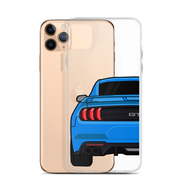 2018-19 Velocity Blue iPhone Case (Rear) - 5ohNation