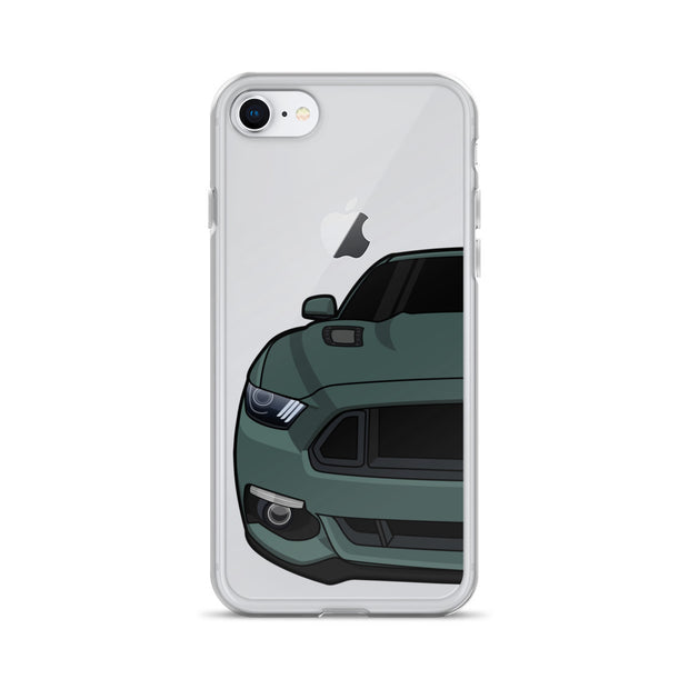 2015-17 Guard Green Iphone Case (Front) - 5ohNation