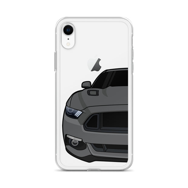 2015-17 Magnetic Metallic Iphone Case (Front) - 5ohNation