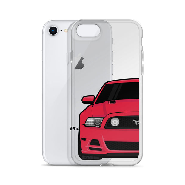2013/14 Ruby Red iPhone Case (Front) - 5ohNation