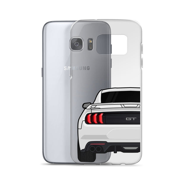 2018-19 Ignot Silver Samsung Case (Rear) - 5ohNation