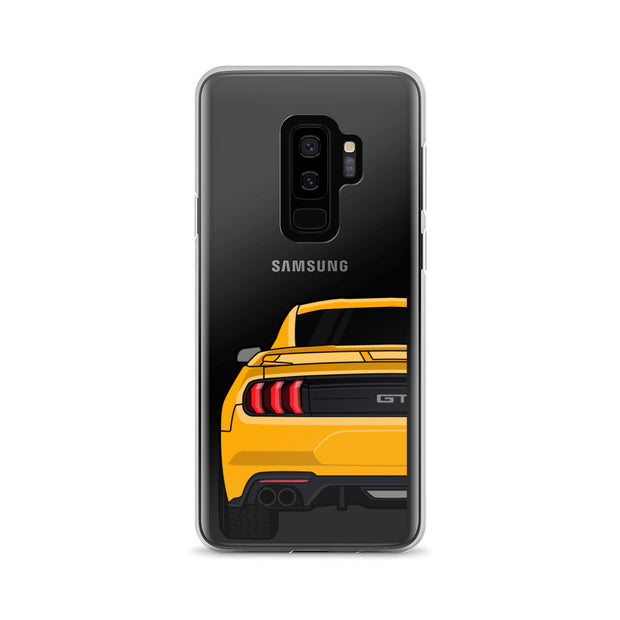 2018-19 Orange Fury Samsung Case (Rear) - 5ohNation