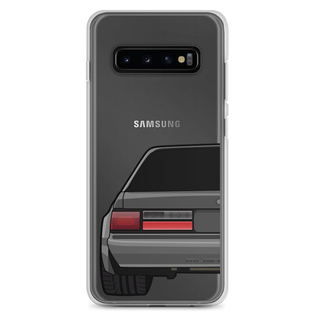 88-93 Notchback Gray Samsung Case (Rear) - 5ohNation