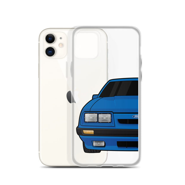 79-86 4 Eye Blue iPhone Case (Front) - 5ohNation