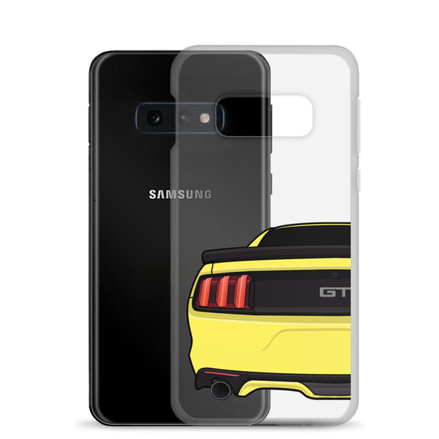 2015-17 Triple Yellow Samsung Case (Rear) - 5ohNation