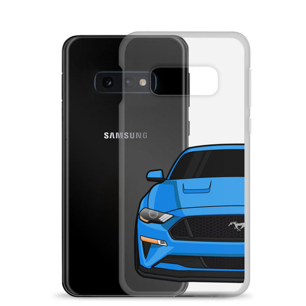 2018-19 Velocity Blue Samsung Case (Front) - 5ohNation