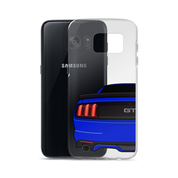 2015-17 Deep Impact/Lightning Blue Samsung Case (Rear) - 5ohNation
