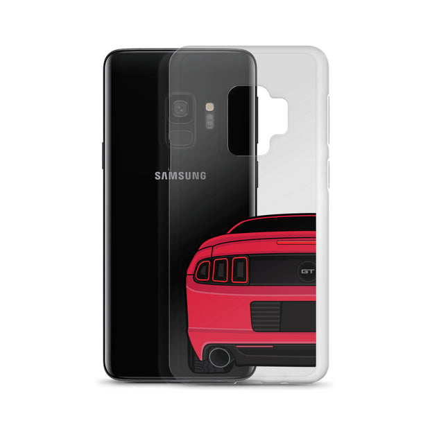 2013/14 Ruby Red Samsung Case (Rear) - 5ohNation