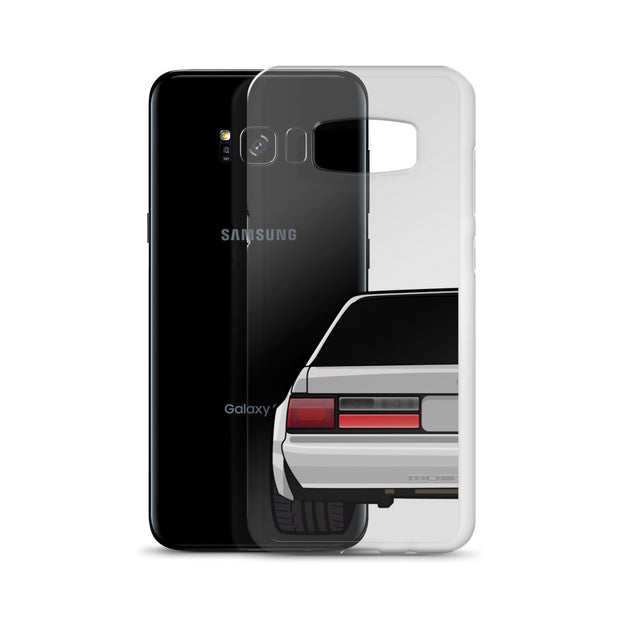 88-93 Notchback Silver Samsung Case (Rear) - 5ohNation