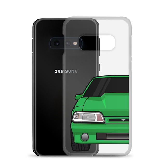 87-93 Green Foxbody Samsung Case (Front) - 5ohNation