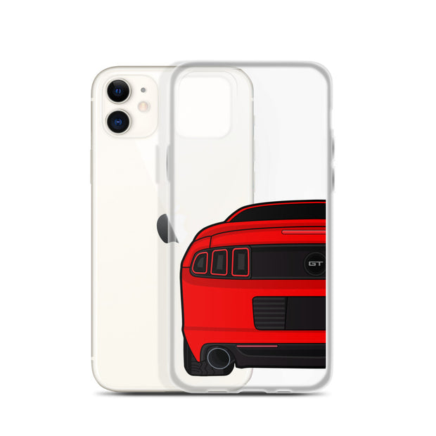 2013/14 Race Red iPhone Case (Rear) - 5ohNation