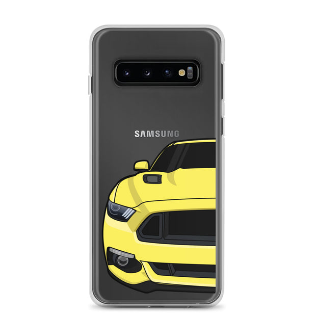 2015-17 Triple Yellow Samsung Case (Front) - 5ohNation