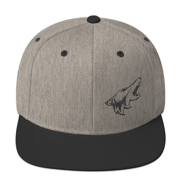 Coyote Snapback Hat - 5ohNation