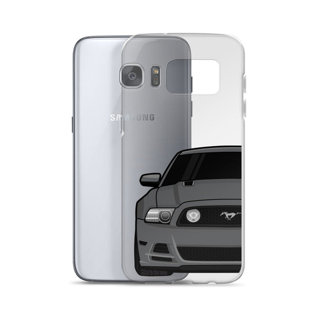 2013/14 Sterling Grey Samsung Case (Front) - 5ohNation